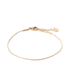 Label Kiki - Tiny bracelet goud
