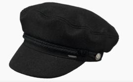 Barts - Skipper cap black