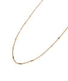 Label Kiki - Spacer necklace choker