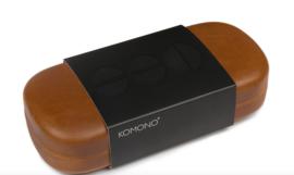 Komono - Francis matte black / tortoise