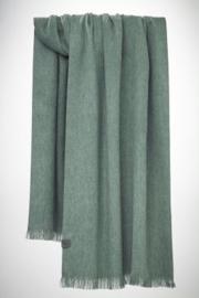 Bufandy - Alpaca sjaal brushed solid - misty sage