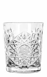 Libbey Hobstar glas - clear