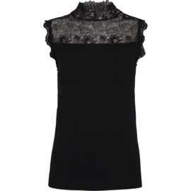 Minus - Vanessa high neck black