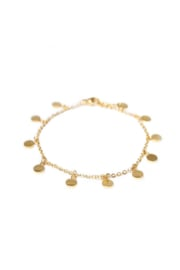 Label Kiki - Mini label bracelet goud