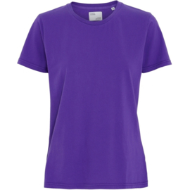 Colorful standard - Organic tee ultra violet