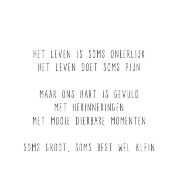 Het Leven Is Soms Oneerlijk Gewoon Jip Koekwaus Den Bosch