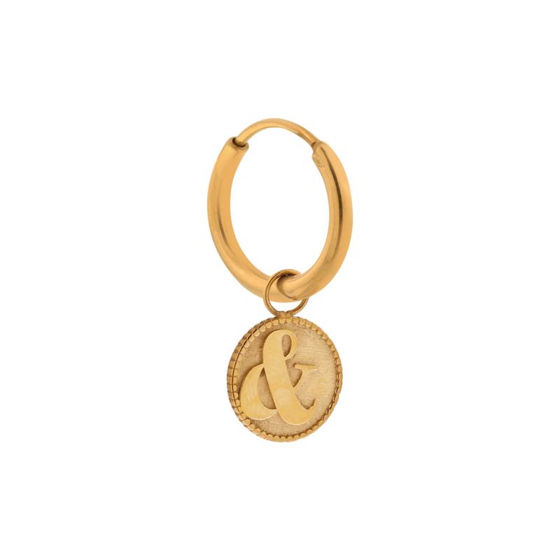 Label Kiki - Single & Hoop gold