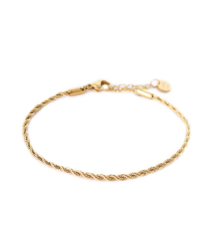 Label Kiki - Twisted rope bracelet