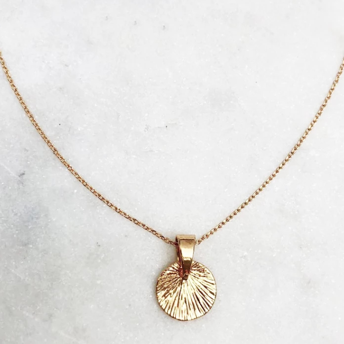 By Nouck - Choker vintage coin