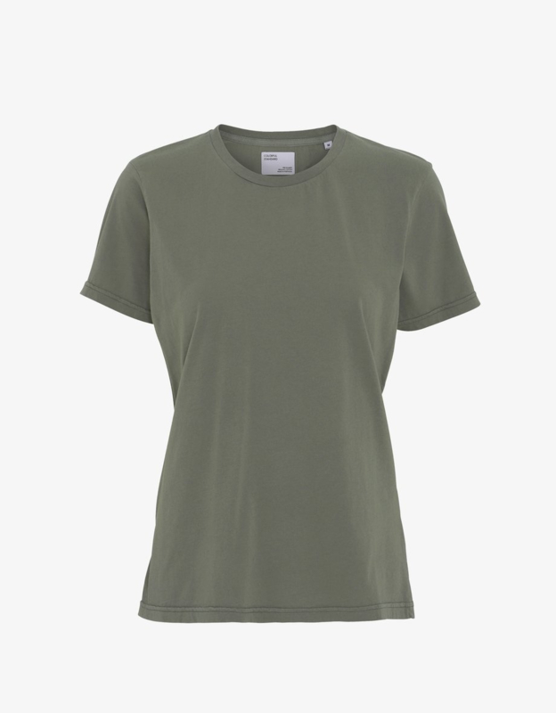Colorful standard - Organic tee dusty olive