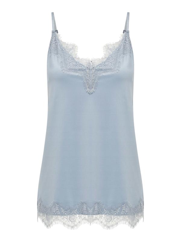 Minus - Asa top dusty blue