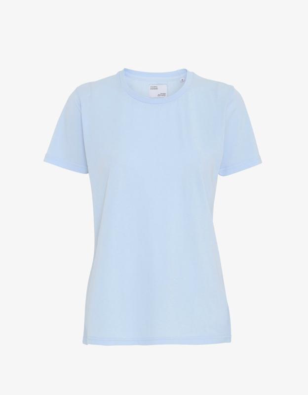 Colorful standard - Organic tee polar blue