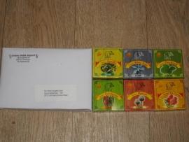 Envelop met 6 doosjes Intaro Wierook Kegeltjes (met inhoud naar eigen keuze in te vullen bij opmerkingen na adresgegevens)