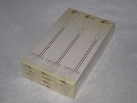 Padmini  Vanilla  ( in plat doosje ▬)
