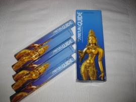 Padmini  Spiritual-Guide, (Blauw)  (✱)