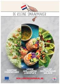 Posters 'De Kleine Smaakmaker' (4 varianten)