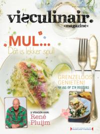 Visculinair magazine 3 uitgaven (jaargang 2019)