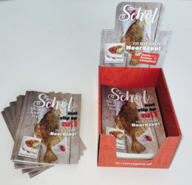 Schol display + navulling