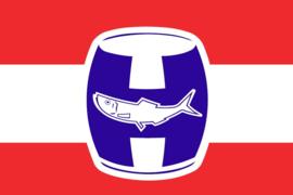 Vlag 'Harington' - Klein