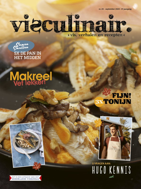 Visculinair september nr. 29 2020 (100 stuks)