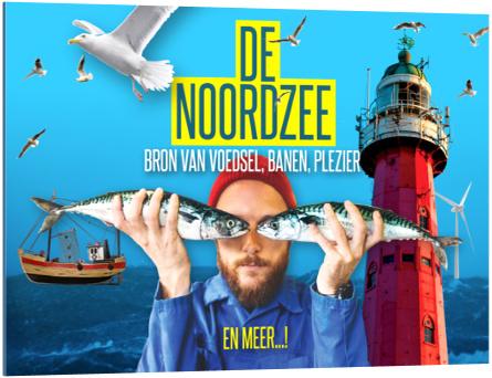 Lesmateriaal ''De Noordzee'' (25 stuks)