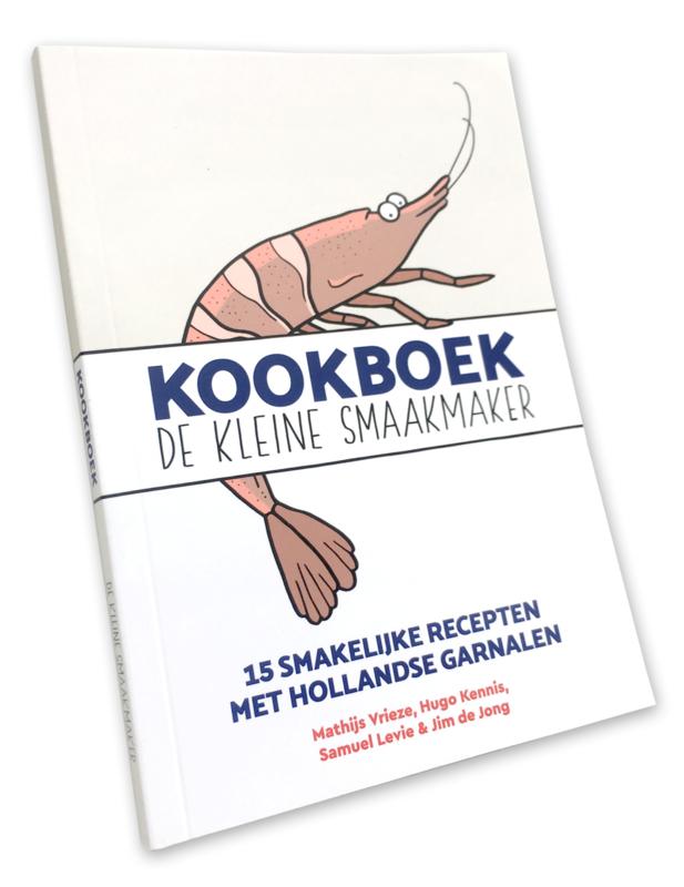 Kookboekje De Kleine Smaakmaker