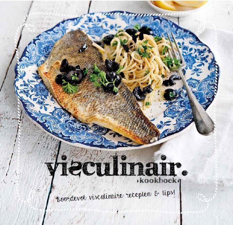 Kookboek Visculinair 20 stuks in displaydoos