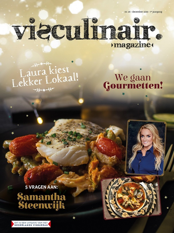 Visculinair Magazine december 2019