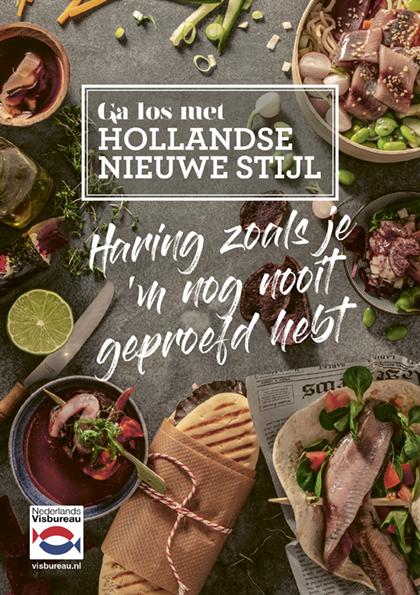 'Hollandse Nieuwe Stijl' promotiemateriaal