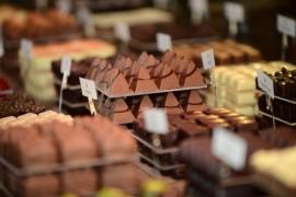Bonbons, assorti, ca. 850 gram