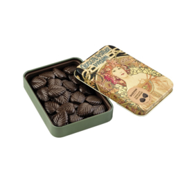 Amatller - Pure Chocolade 70% Bloemblaadjes 60 gr