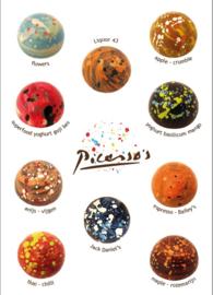 Picasso bonbons, doos a 10 stuks