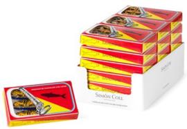 Simon Coll - Chocolade Sardientjes