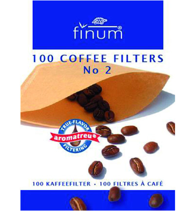 Finum koffiefilters no.2