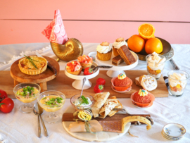 Koningsdag Royal high tea box