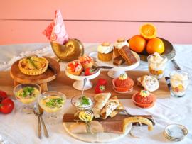 Koningsdag Royal high tea box