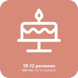 10 -12 personen