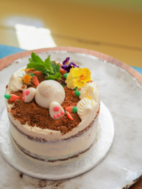 Carrot paascake