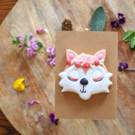 PYO fox lady