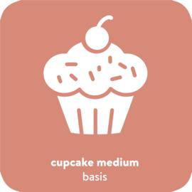 cupcake medium basis