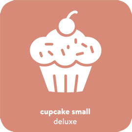 cupcake small deluxe