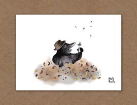 breiende egel