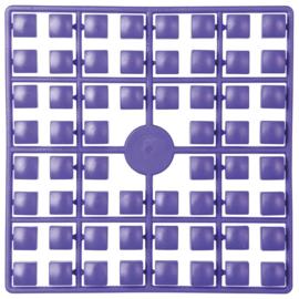 Pixelmatje XL - kleur donkerpaars (148)
