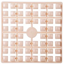 Pixelmatje XL - kleur beige (376)