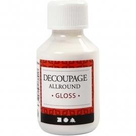 Decoupage lijm - 100 ml - Glans
