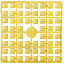 Pixelmatje XL - kleur geel (392)