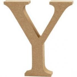 MDF Letter Y 13 cm