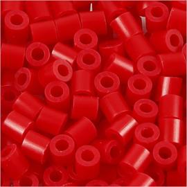 Nabbi Strijkkralen Rood - 1100 stuks - 5 mm