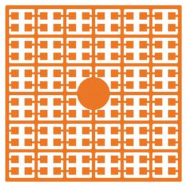 Pixelmatje - kleur oranje