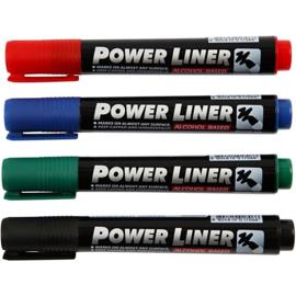 Power Liner - 4  Permanente Stiften
